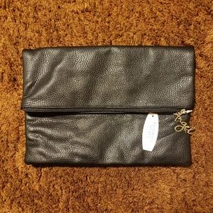 NWT Victoria's Secret Angel Leather Bag